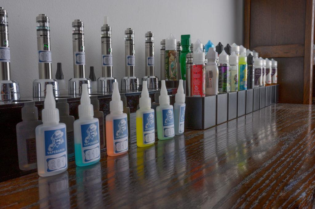 Macht es Sinn, Liquids für elektrische Zigaretten zu testen?