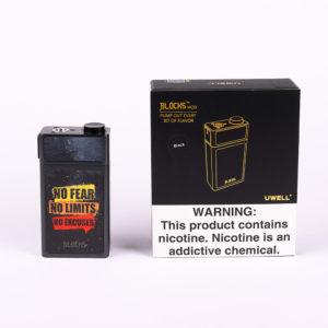 Uwell Blocks E-Zigarette Squonk Mod