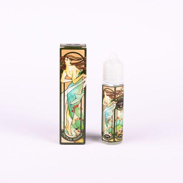 Liquid für E-Zigarette von Curieux