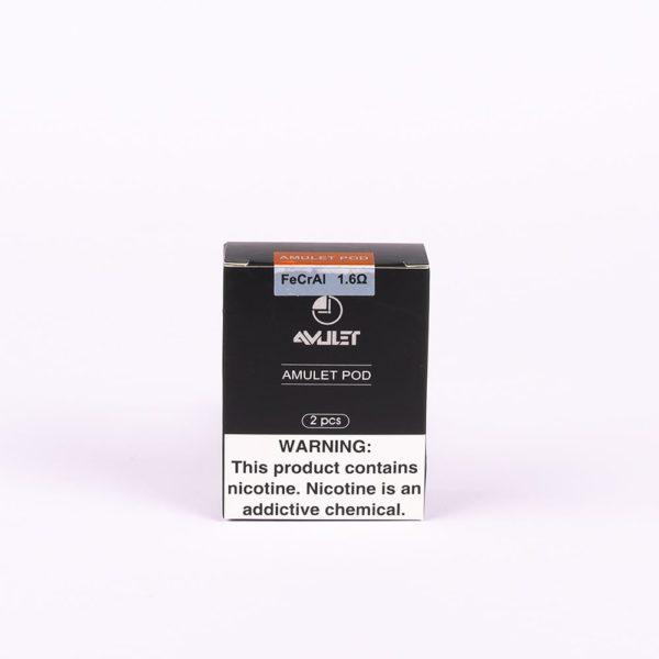Uwell Amulet E-Zigarette POD's Kartuschen