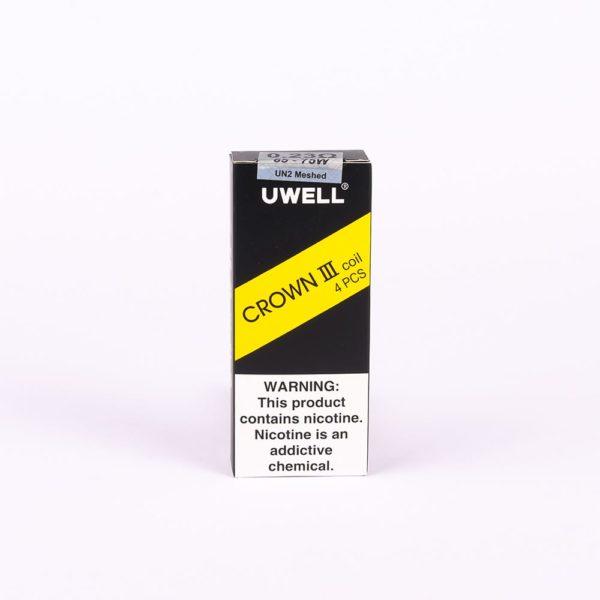 Uwell Crown 3 E-Zigarette Verdampferkopf Coil