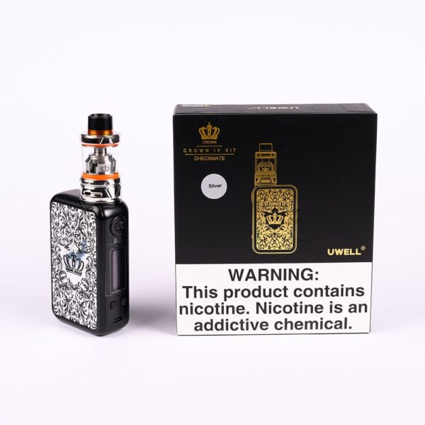 Uwell Crown 4 E-Zigarette Kit