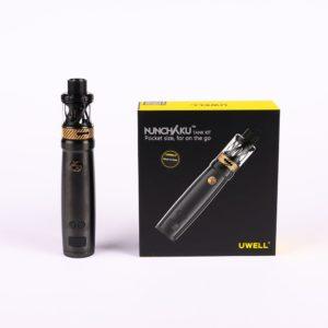 Uwell Nunchaku 2 E-Zigarette mit Verdampfer
