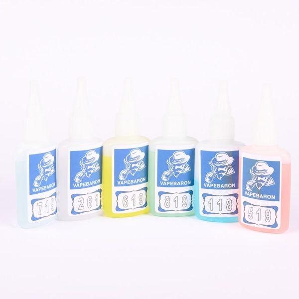 Liquid für E-Zigarette von Vapebaron