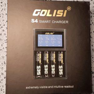 E-Zigarette Ladegerät von Golisi