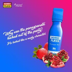 Liquid für E-Zigarette von Horny Flava