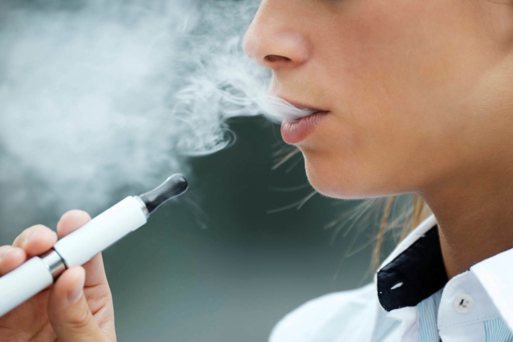 Einweg E-Zigarette - perfekt für Raucher