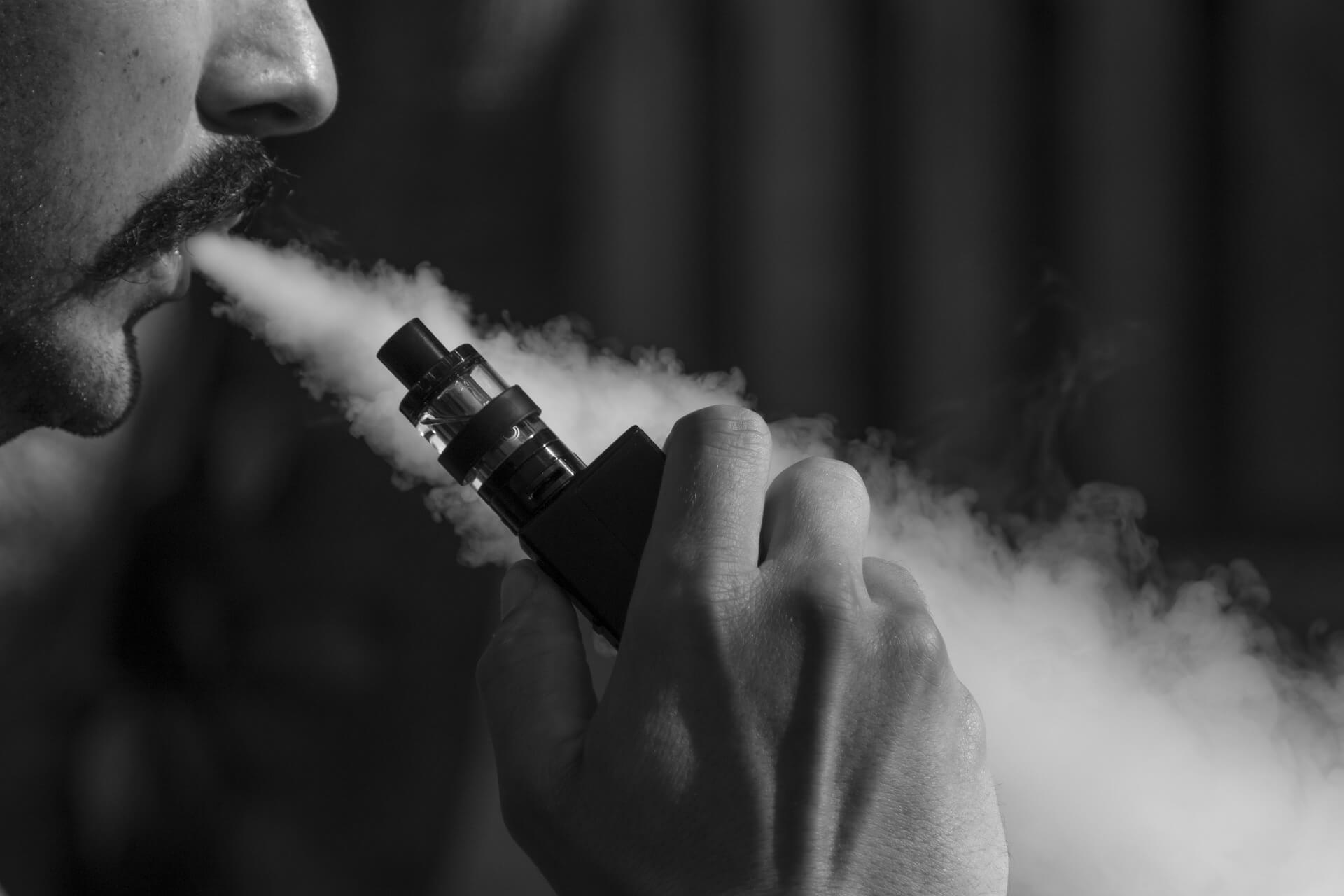 Anfängerfehler beim Dampfen
