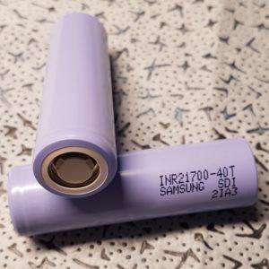 Batterie für E-Zigarette