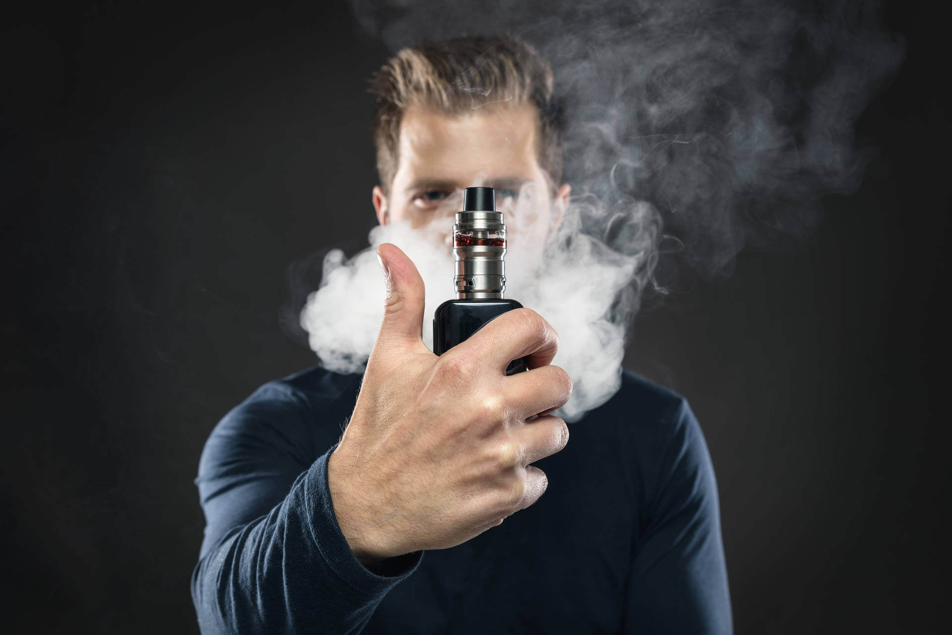 Akkusicherheit bei der E-Zigarette