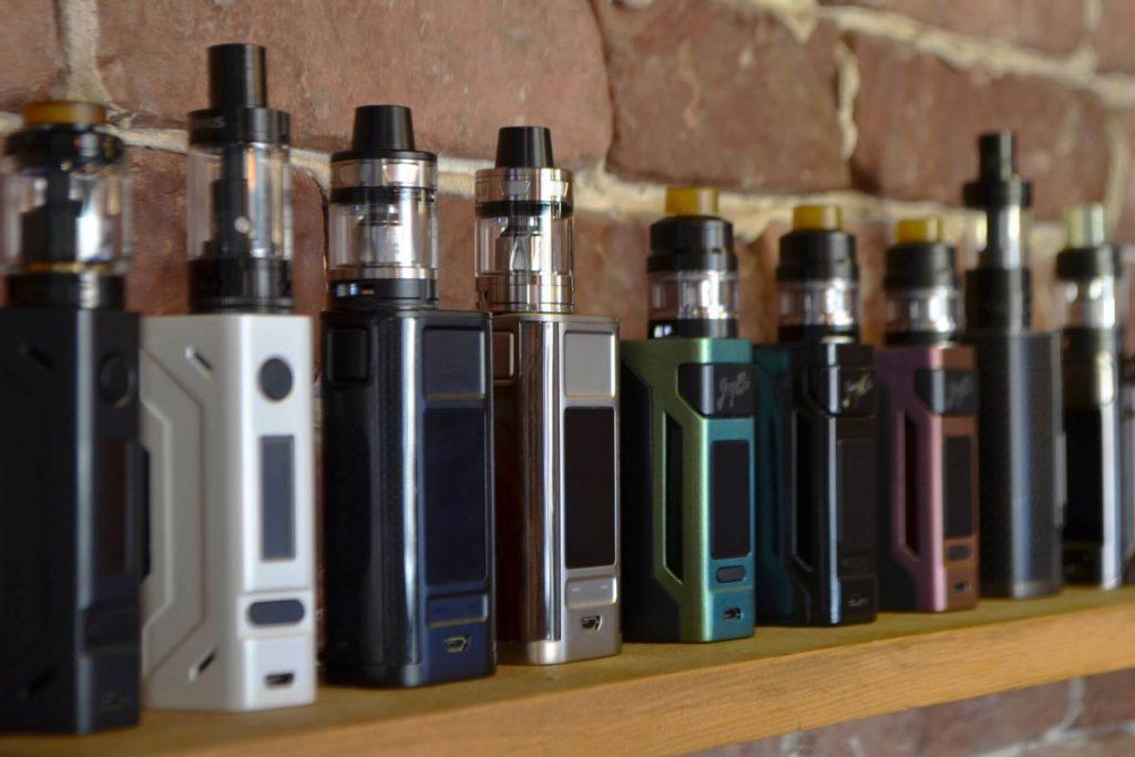 Der Akkuträger ist das Herzstück einer E-Zigarette