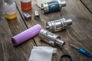 Akku für E-Zigarette