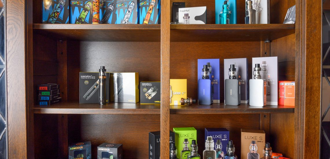 Verdampfer & E-Zigarette im Shop